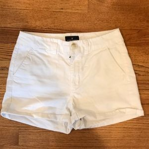 American Eagle Outfitters Shorts - AEO NWOT White Shorts